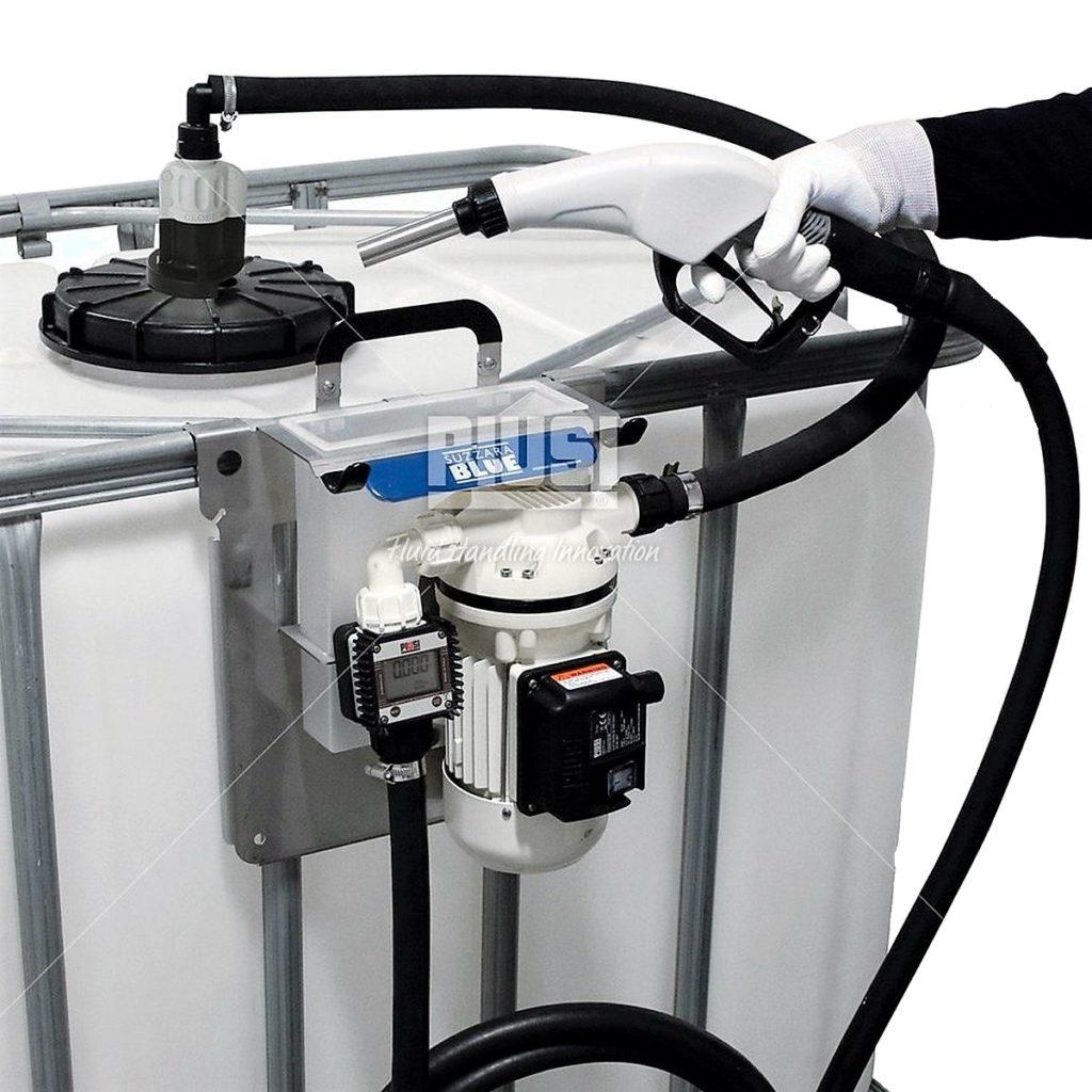Adblue pumpa