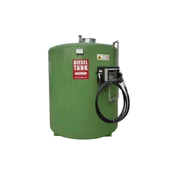 Čelični Vertikalni Rezervoar za Dizel Gorivo i Naftu DTV DP