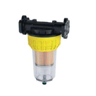 Filter za izdvajanje vode iz goriva sa prozirnom čašom
