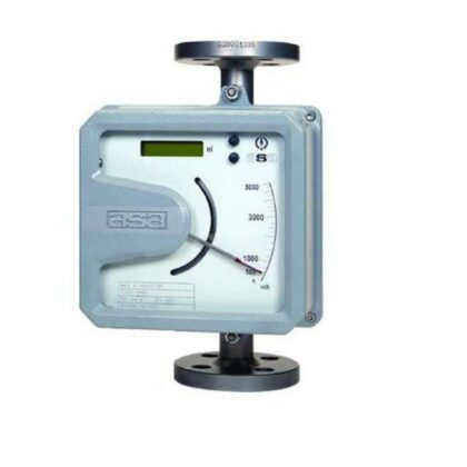 Indikator protoka sa skalom za tečnosti i gasove