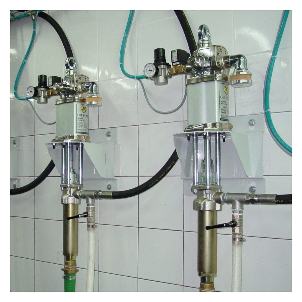 industrijska pumpa
