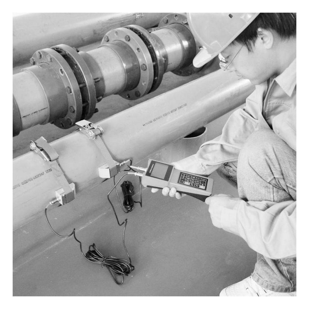 merač ultrazvučni za cevi