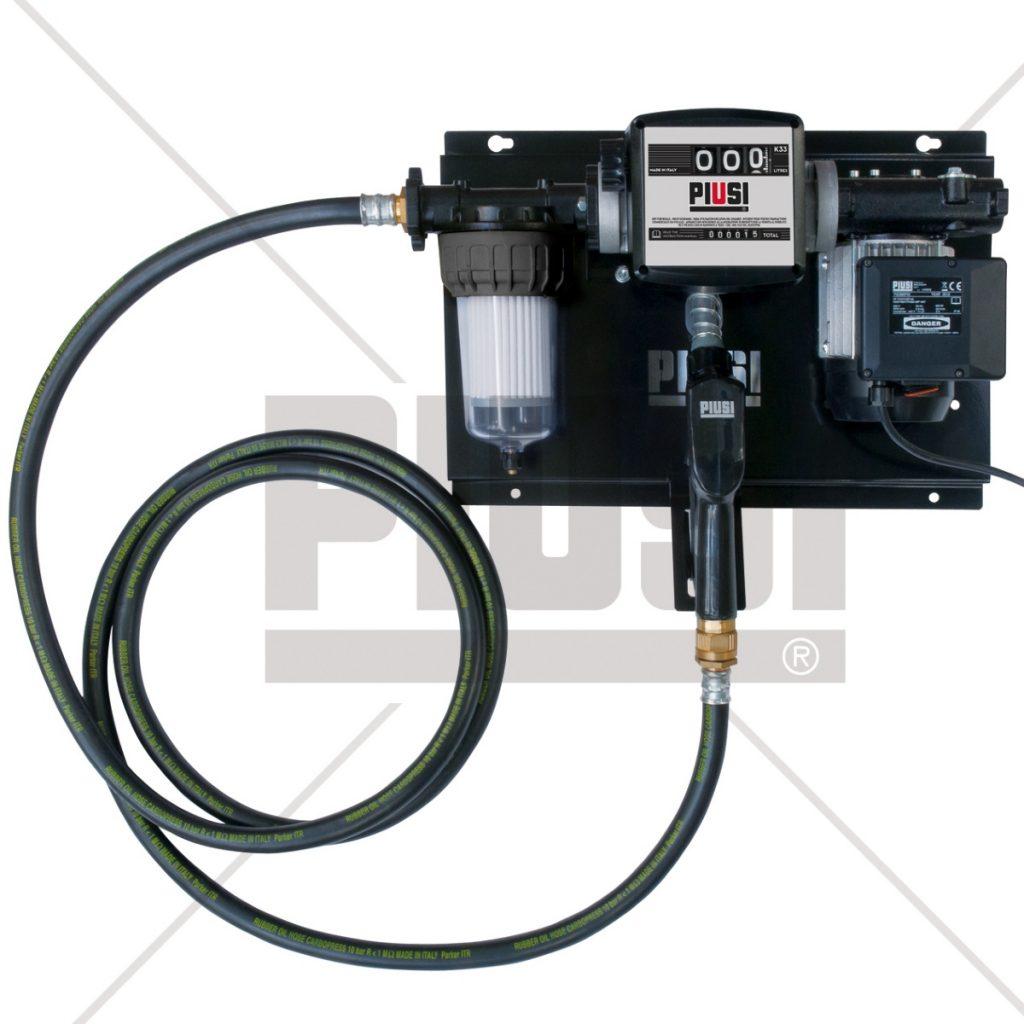 pumpa sa filterom i čašom