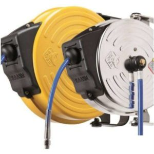 Raasm motalice za automatsko povratno namotavanje električnih kablova