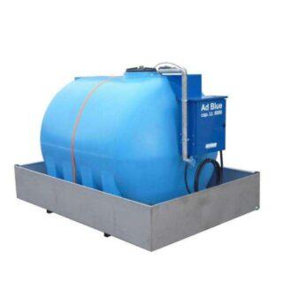 Rezervoar-cisterna za skladištenje AdBlue