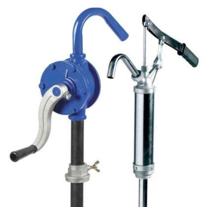 Ručna pumpa za istakanje nafte, benzina i ulja