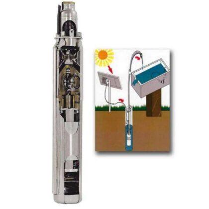 Solarne potapajuće bunarske pumpe