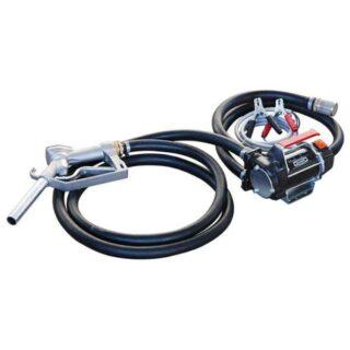 Točilica za gorivo i ulje na akumulator
