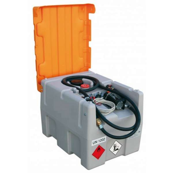 Transportni rezervoar sa pumpom
