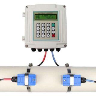 Ultrazvučni merač protoka zidna montaža