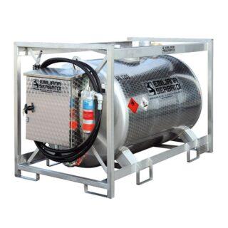 Prenosni rezervoar-cisterna za benzin i avio gorivo