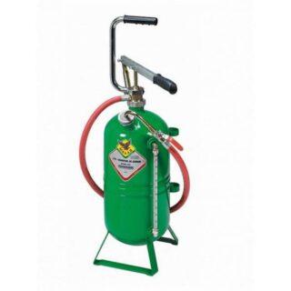 Klipna pumpa sa posudom za dolivanje ulja