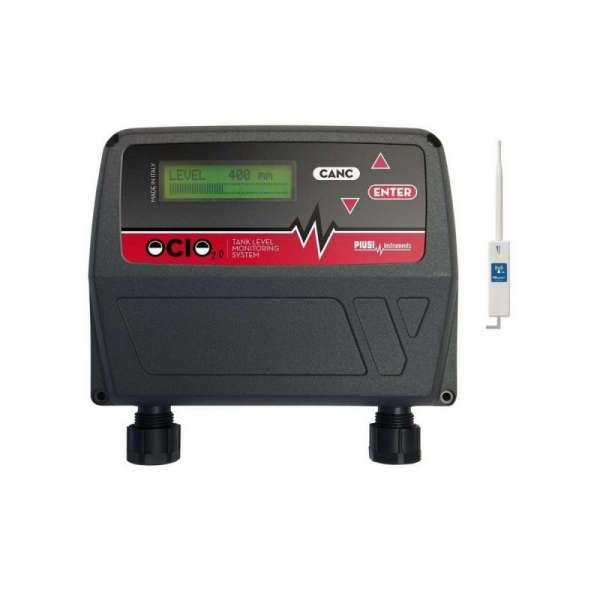 Merač nivoa goriva u rezervoaru ili cisterni