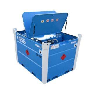 Mobilni kontejner za gorivo sa Adr-om od 1000 do 3000lit