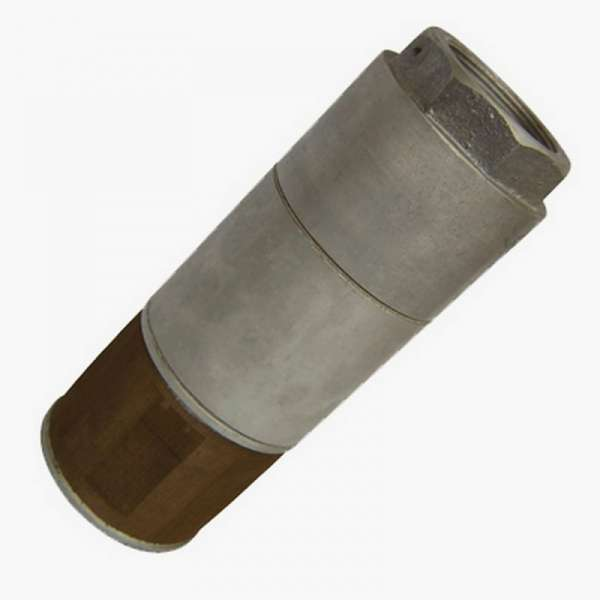 Nepovratni ventil i usisna korpa za gorivo