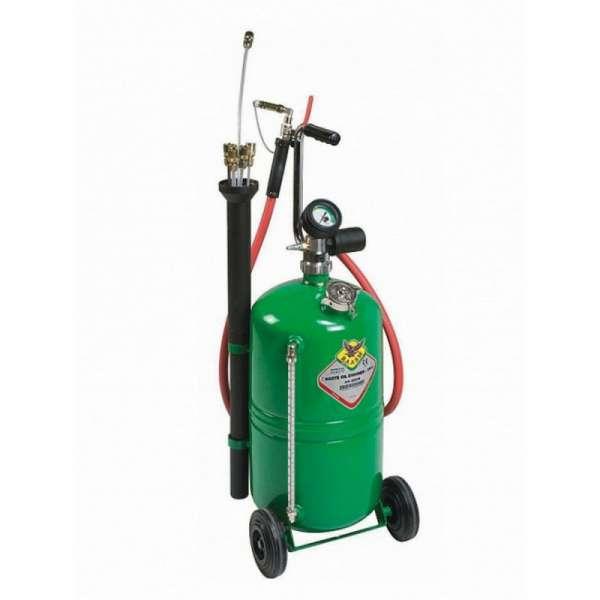 Oprema za pneumatsko usisavanje ulja