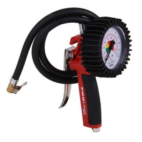 Pištolj sa manometrom za duvanje pneumatika