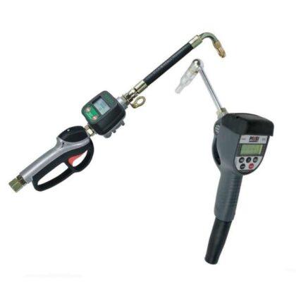 Pištolj sa meračem za istakanje ulja i antifriza