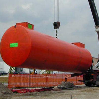 podzemni rezervoar za dizel