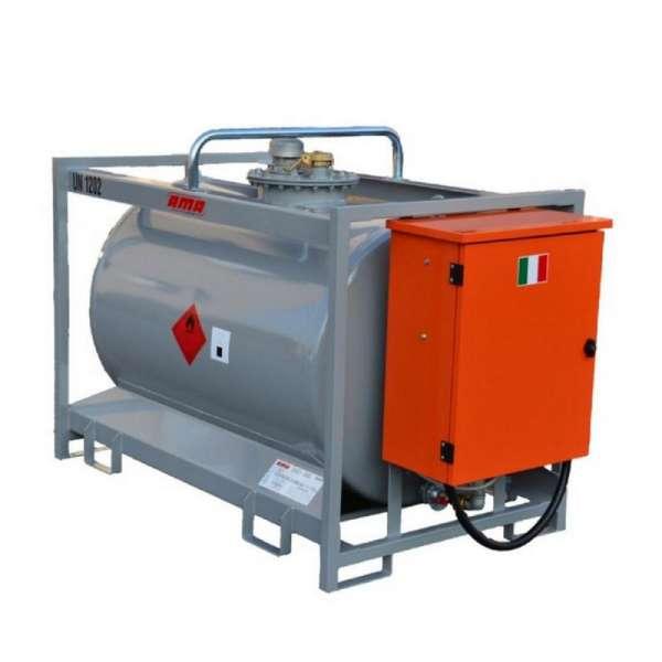 Prenosni mobilni rezervoar za dizel gorivo sa Adr odobrenjem