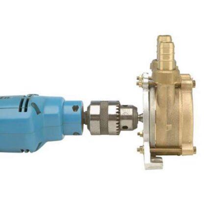 Pumpa za pretakanje na bušilicu