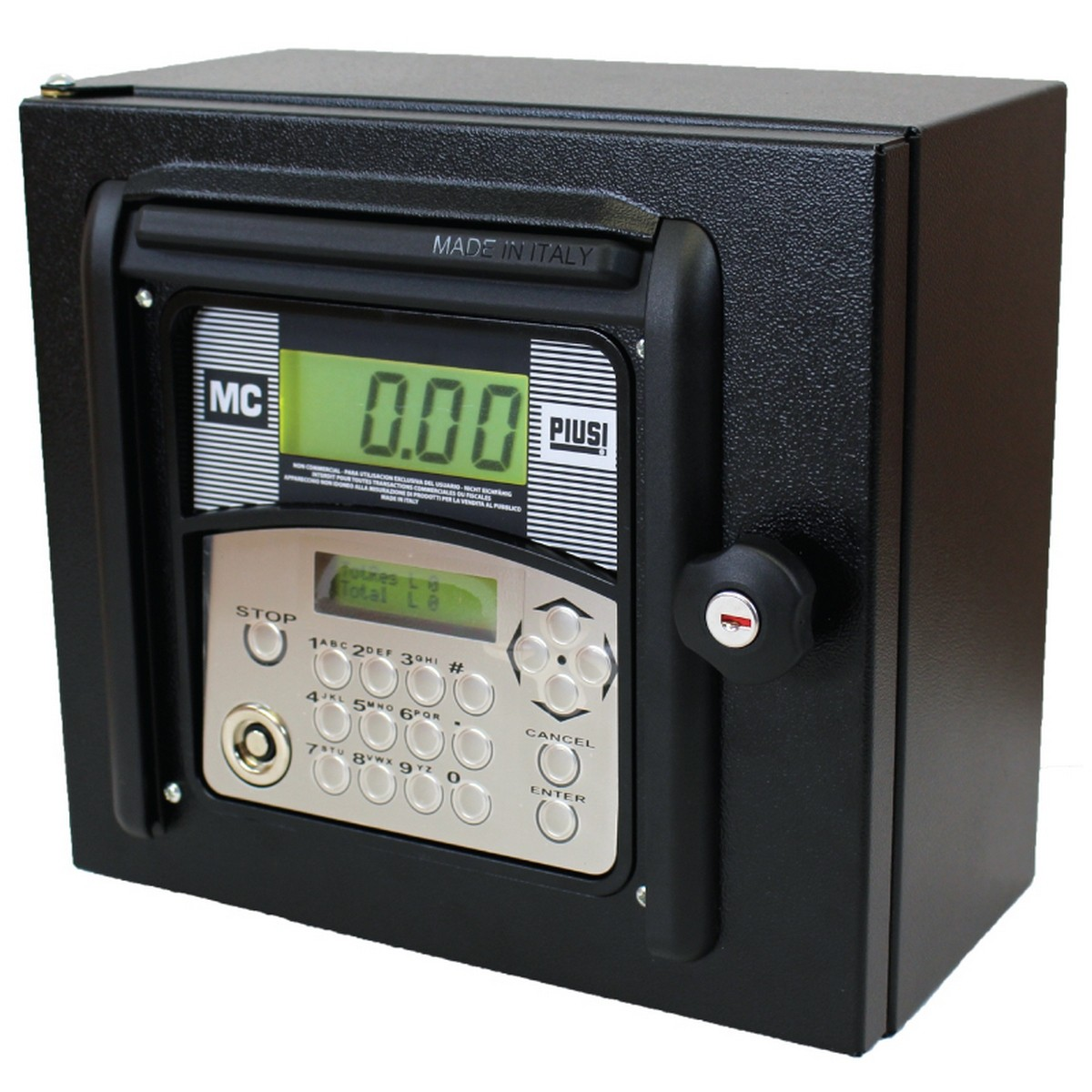MCBOX kontrola korisnika