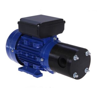 Plastična zupčasta višenamenska pumpa