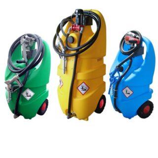 Mobilni prenosni mini rezervoar za tečnosti