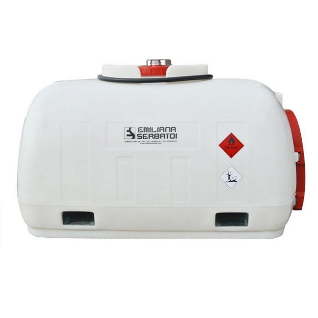 plastični rezervoar za naftu