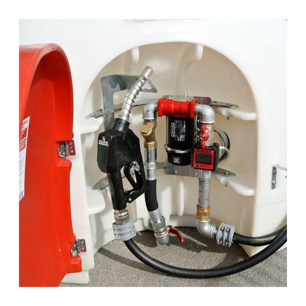 pumpa na cisterni