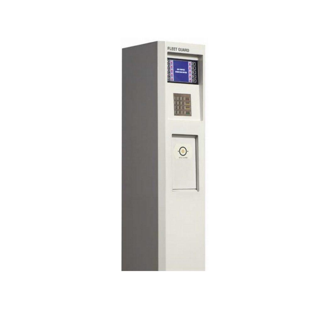 sistem za kontrolu za istakanje goriva