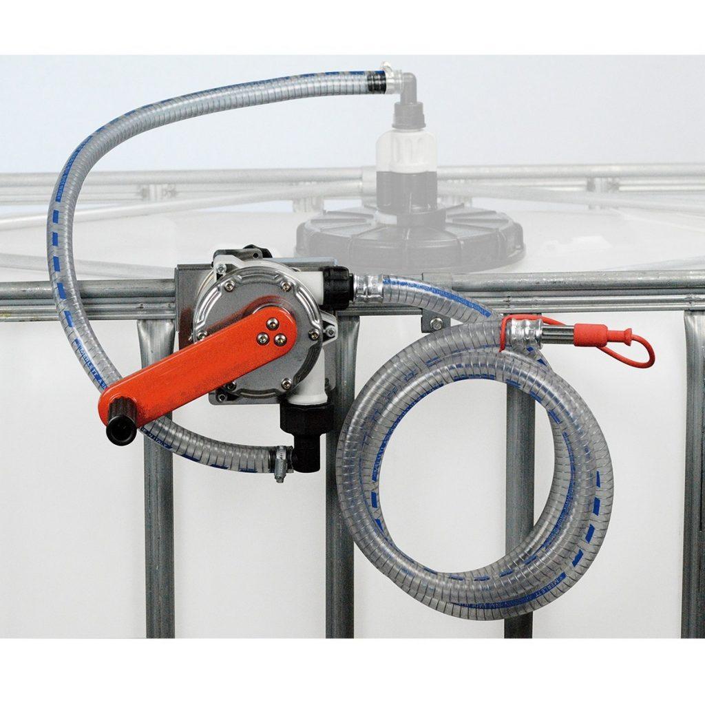 pumpa za IBC kontejner