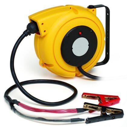 Kablovi za punjenje akumulatora sa automatskim namotavanjem