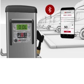 Pumpa za pretakanje goriva pomoću mobilnog telefona Bluetooth tehnologija