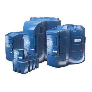 Plastična cisterna za skladištenje  Adblua