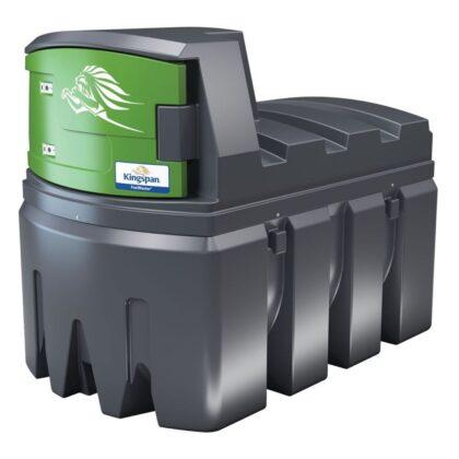 Nadzemni plastični rezervor za dizel gorivo 2500, 5000 i 9000lit