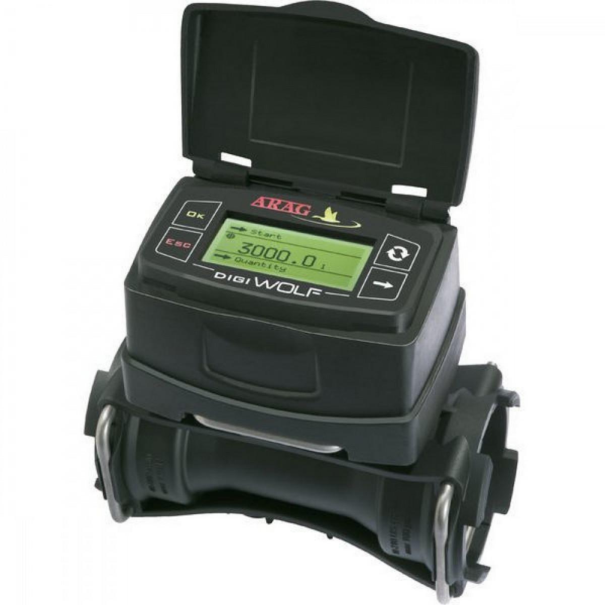 digitalni merač za vodu