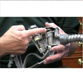 Princip rada automatskog pištolja za gorivo